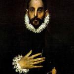 portrait by El Greco