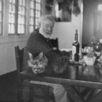 Papa Hemingway as a broken man
