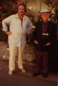 Dr. Stefan De Schill & Paul Brunton