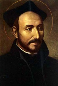 Saint Ignatius Loyola. In the 15th-16th c., he may have shown signs of OCD and its more worldly spiritual manifestation: scrupulosity.