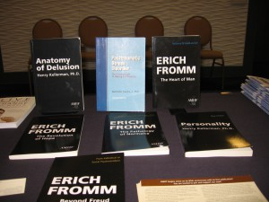 Some of the publications by The American Mental Health Foundation