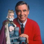 """Mister Rogers' Neighborhood"" took on youth violence years ago."