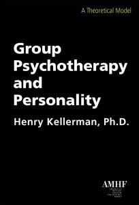 Group Psychotherapy and Personality A Theoretical Model